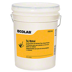 Ecolab® Taj Mahal Floor Sealer Finish - 5 Gal.