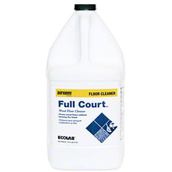 Ecolab® Full Court™ Wood Floor Cleaner - Gal.