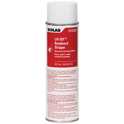 Ecolab® Lift-Off™ Baseboard Stripper - 18.5 oz. Aerosol