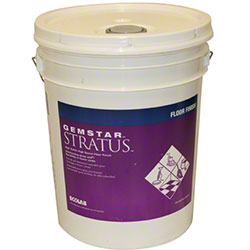 Ecolab® GemStar Stratus High Gloss Floor Finish - 5 Gal.