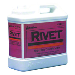 Ecolab® Rivet Concrete/Hard Surface Finish - 2.5 Gal.