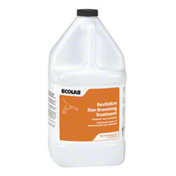 Ecolab® Revitalize Non-Browning Treatment - Gal.