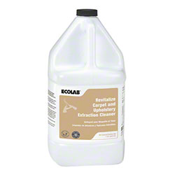 Ecolab® Revitalize Carpet & Upholstery Extraction Cleaner