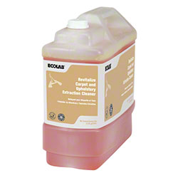 Ecolab® Revitalize Carpet & Upholstery - 2.5 Gal.