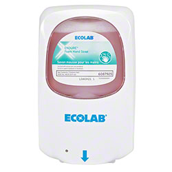 Ecolab® Next Generation Touch Free Hand Soap Dispenser - White