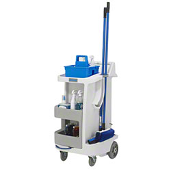 Ecolab® Cleaning Caddy w/Shelf