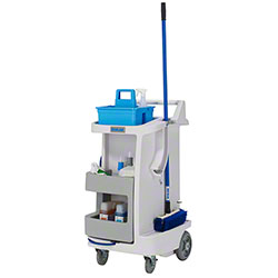 Ecolab® QC Cleaning Caddy w/Shelf