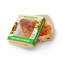 """LK® Ready. Chef. Go!® Small Microwavable Container - 5"""" x 5"""" x 2"""""""