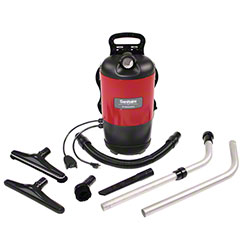 Sanitaire® Quiet Clean® SC412 Back Vacuum