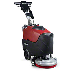 Sanitaire® SC6200A Tag Along Scrubber - 14""