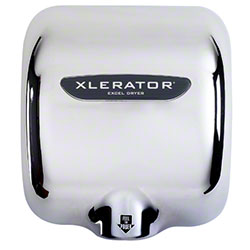 Excel Xlerator® Hand Dryer - Chrome, 110/120V