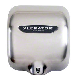 Excel Xlerator® Hand Dryer - Stainless Steel, 110/120V