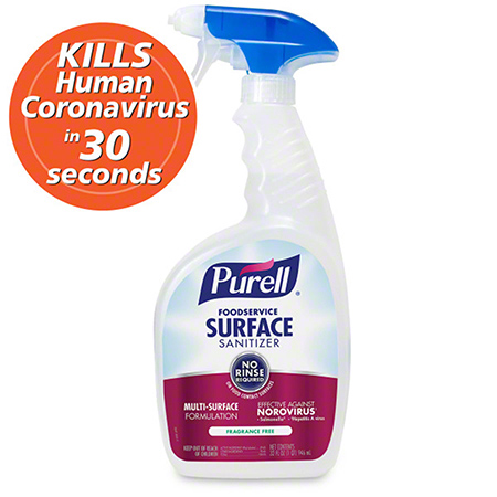 GOJO® Purell® Foodservice Surface Sanitizer - 32 oz.