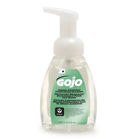 GOJO® Green Certified Foam Hand Cleaner - 7.5 oz.