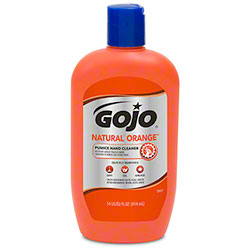 GOJO® Natural Orange™ Pumice Hand Cleaner - 14 oz.