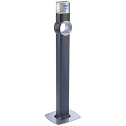 GOJO® Purell® FS6 Floor Stand Dispenser - Graphite