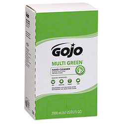 GOJO® Multi Green® Hand Cleaner -2000 mL PRO™ TDX™