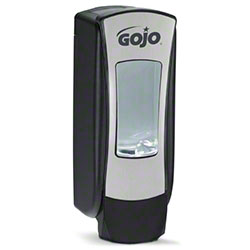 GOJO® ADX-12™ 1250 mL Dispenser - Brushed Chrome/Black