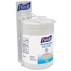 GOJO® Purell® Sanitizing Wipe Single Canister Bracket
