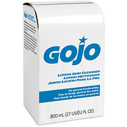 GOJO® Lotion Skin Cleanser Refill - 800 mL BIB