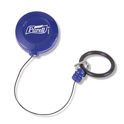 GOJO® Purell® Personal™ Gear Retractable Clip