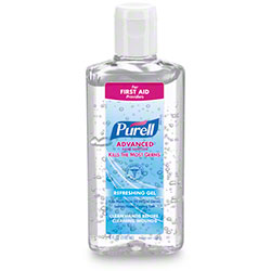 GOJO® Purell® Advanced Hand Sanitizer Gel - 4 oz.