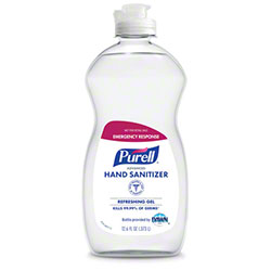 GOJO® Purell® Advanced Hand Sanitizer Gel - 12.6 oz. Bottle
