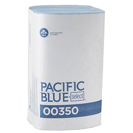 GP Pro™ Pacific Blue Select™ Windshield Paper Towel