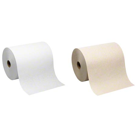 """GP Pro™ enMotion® 10"""" Recycled Roll Towel - White"""
