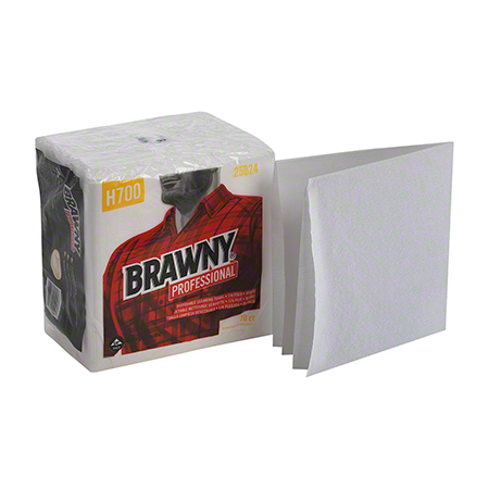 "GP Pro™ Brawny® Professional H700 Shop Towel -13"" x 13"""