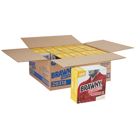 GP Pro™ Brawny® Industrial H600 Cleaning Towel