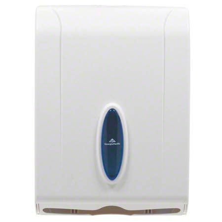 GP Pro™ C-Fold/Multifold/BigFold® Towel Dispenser-White
