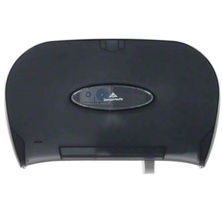 """GP Pro™ Two Roll 6"""" Covered Tissue Dispenser"""
