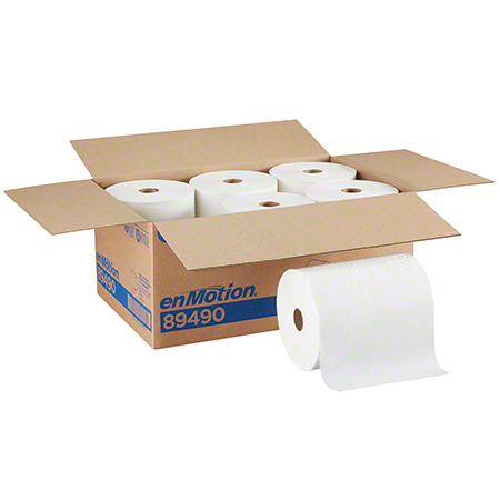 """GP Pro™ enMotion® Recycled Roll Towel-10"""" x 800', White"""