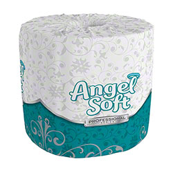 "GP Pro™ Angel Soft® Premium Bath Tissue - 4.0"" x 4.05"""