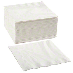 GP Pro™ Dixie Ultra® 1/4-Fold Dinner Napkin - White