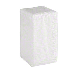 GP Pro™ Dixie® 1 Ply 1/4 Fold Luncheon Napkin - White