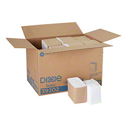 GP Pro™ Dixie Basic® Low Fold Dispenser Napkin - White