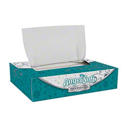 GP Pro™ Angel Soft® Facial Tissue - 50 ct.