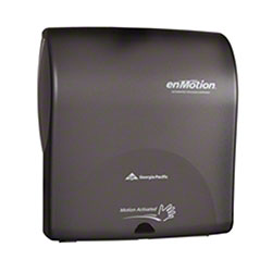 GP Pro™ enMotion® Towel Dispenser Cover - Smoke