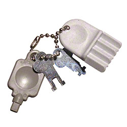 GP Complete Set of Dispenser Keys