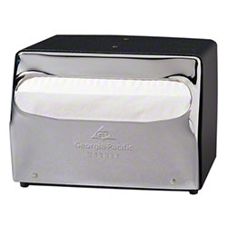 GP Pro™ Dixie® Full Fold Tabletop Napkin Dispenser