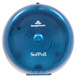 GP Pro™ SofPull® Centerpull Tissue Dispenser - Blue