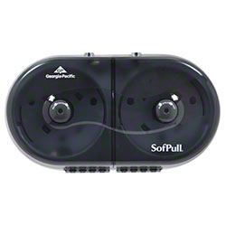 GP Pro™ SofPull® Mini Twin Centerpull Tissue Dispenser