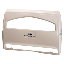 GP Pro™ Safe-T-Gard® 1/2-Fold Seatcover Dispenser-White