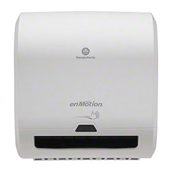 "GP Pro™ enMotion® Impulse® 8"" Towel Dispenser - White"