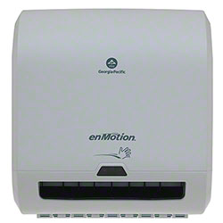 "GP Pro™ enMotion® Impulse® 8"" Towel Dispenser - Gray"