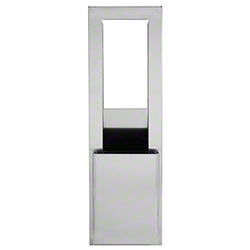 GP Pro™ Recessed Flex Trash Receptacle - Stainless Steel