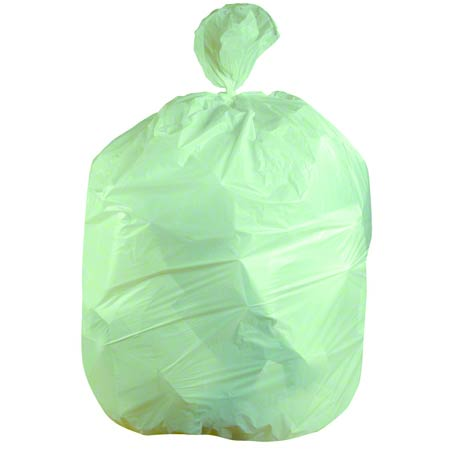 Heritage Bag LLDPE Liner - 30 x 45, 0.7 mil, Mint Green