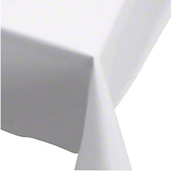 Hoffmaster® Plastic Roll Tablecover - White